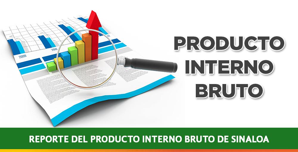 Reporte del producto interno bruto de sinaloa en 2014 for Rusia producto interior bruto